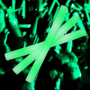 Foam-Sticks-Green