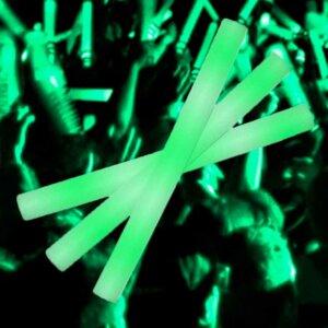 Foam-Sticks-Green
