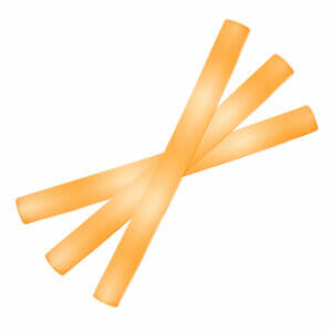 LED-foam-sticks-orange
